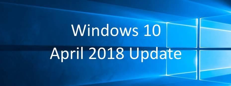 6 Fitur Tersembunyi Di Windows 10 April 2018 Update
