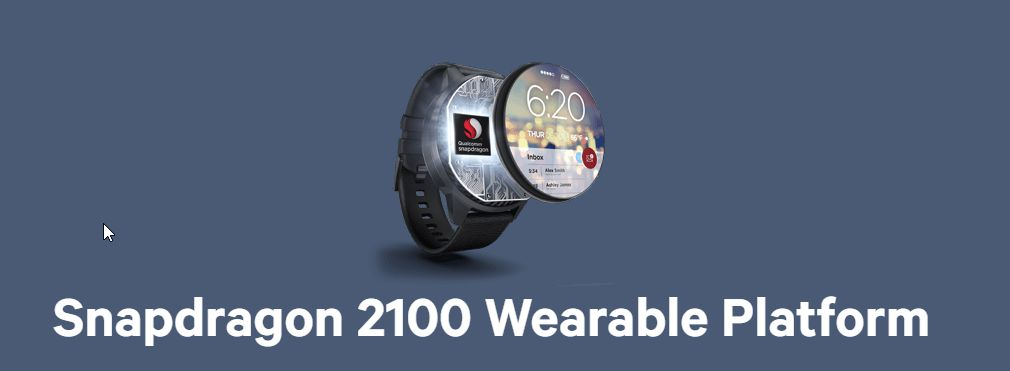 Snapdragon Wear 2100