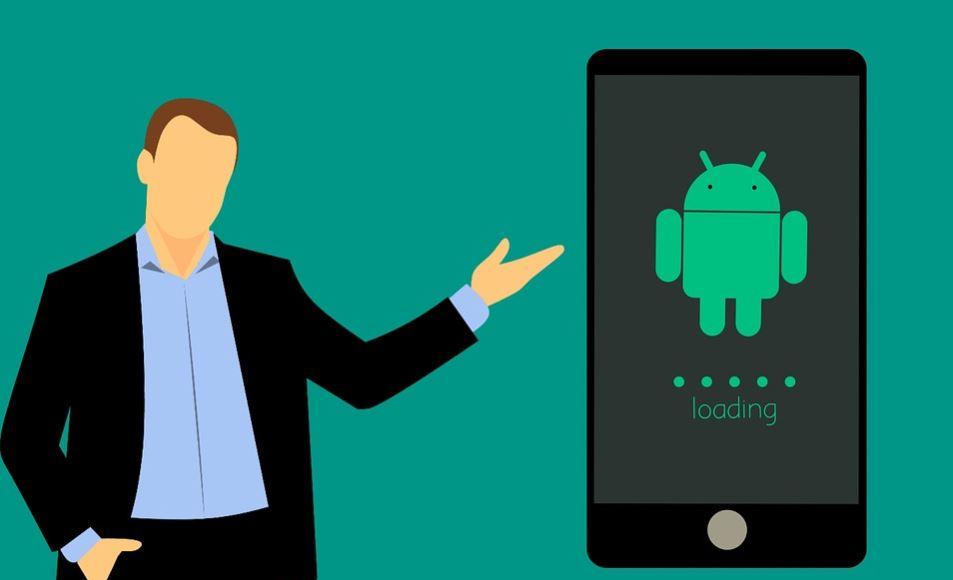 Update Android Ilustrasi