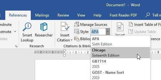 Cara Membuat Daftar Pustaka Otomatis di Microsoft Word ...