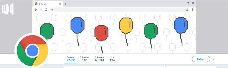 Ulang Tahun Google Chrome Ke 10 Header