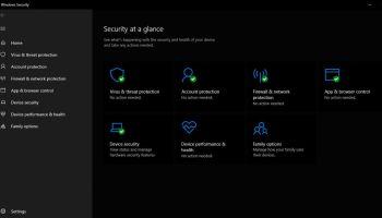 Cara Mematikan Antivirus Windows 10 Header
