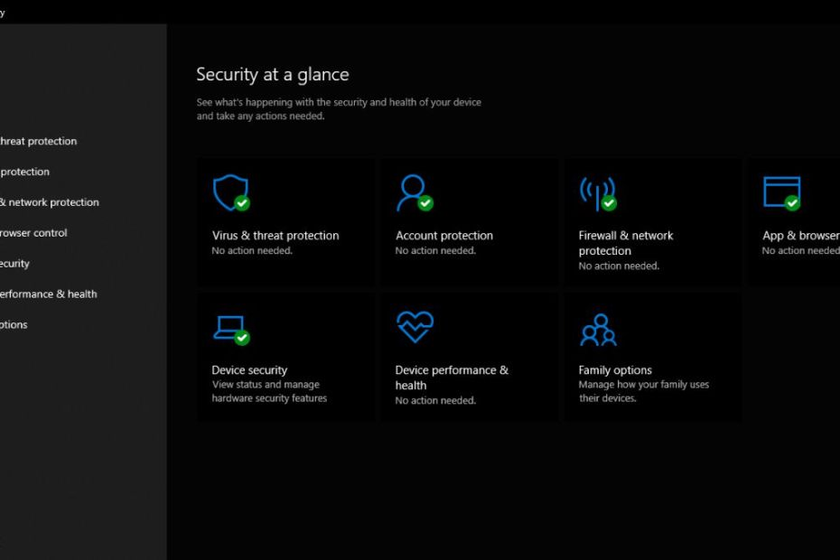 Cara Mematikan Antivirus Windows 10 Header