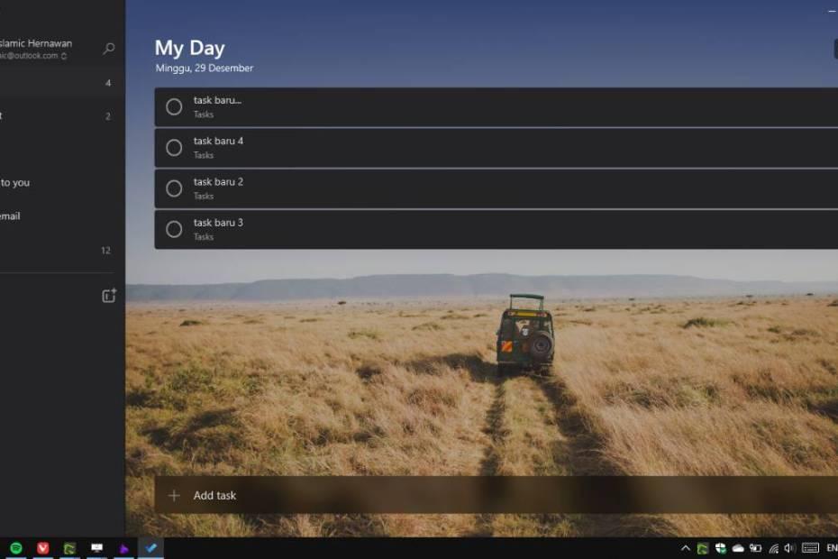 Microsoft To Do Atur Hidup Pekerjaan Produktif Header