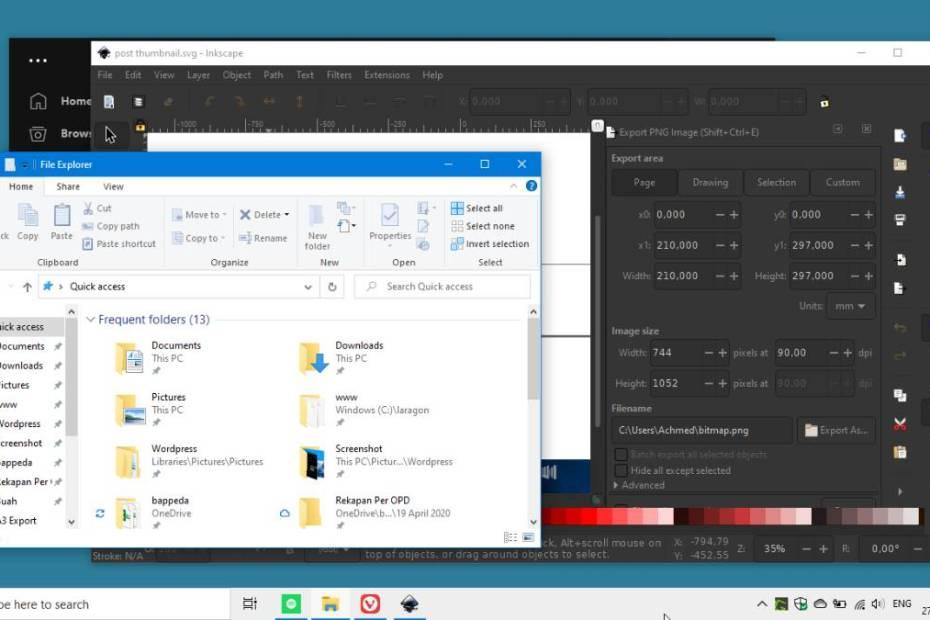 Manajemen Aplikasi Di Windows Header