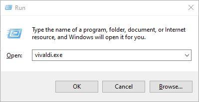 Menjalankan Aplikasi Lewat Run Windows