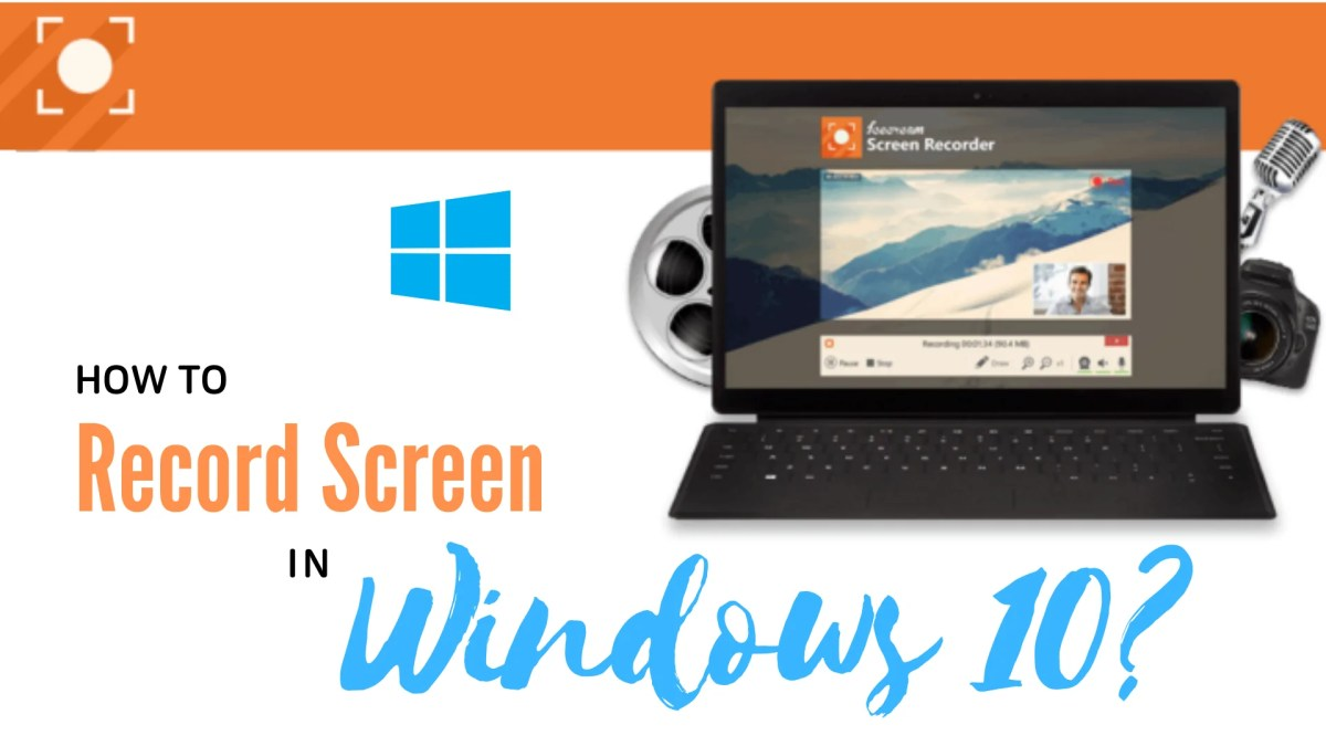 Record Screen Windows 10