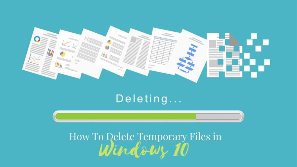 Delete Temp Files