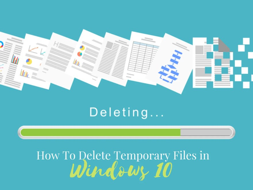 Delete Temp Files