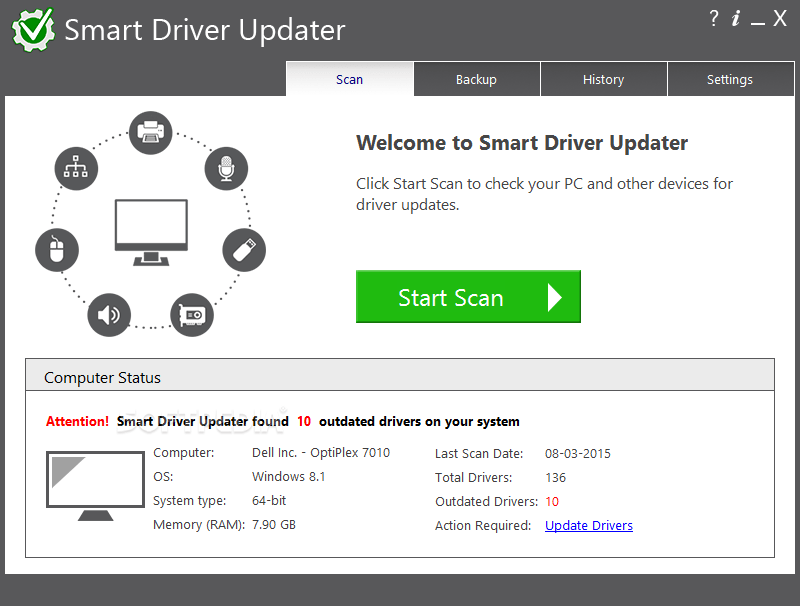 Smart Driver Updater for Windows