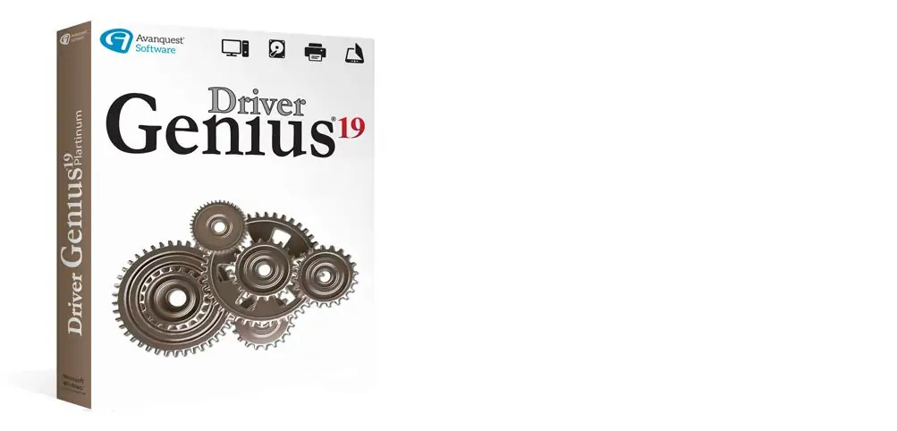 DRIVER GENIUS Driver Updater for Windows