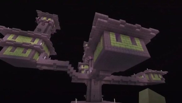 Looting End Cities for minecraft mending