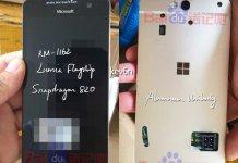 Microsoft Lumia 960