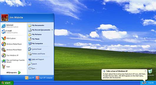 Windows XP ISO Download [SP3] - Windowslay