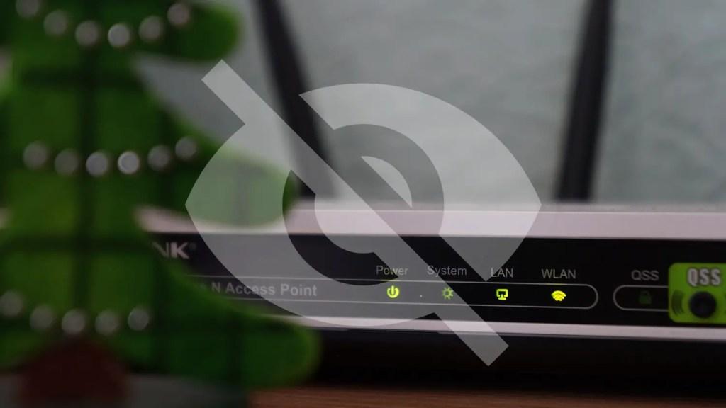 Hide wifi network windows 10