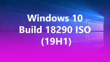 Download windows 10 build 18290 iso featured