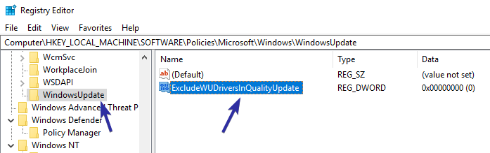 Disable automatic driver installation 08