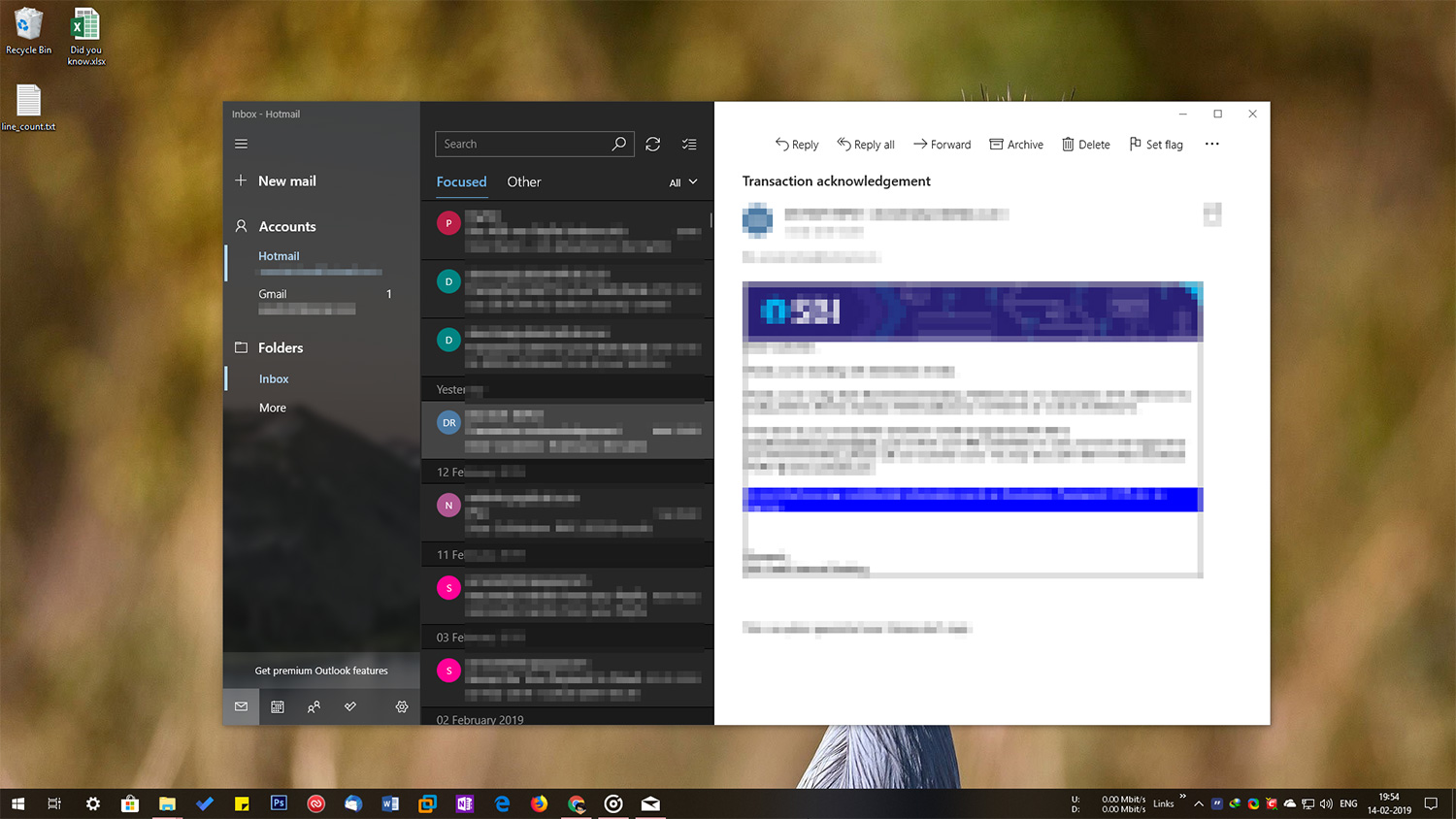How To Remove Email From Windows 10 Mail How To Remove An