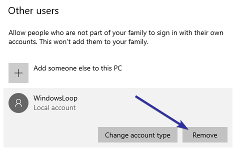 Delete user account windows 10 03