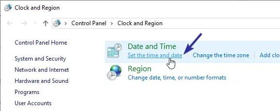 Fix windows wrong time 04