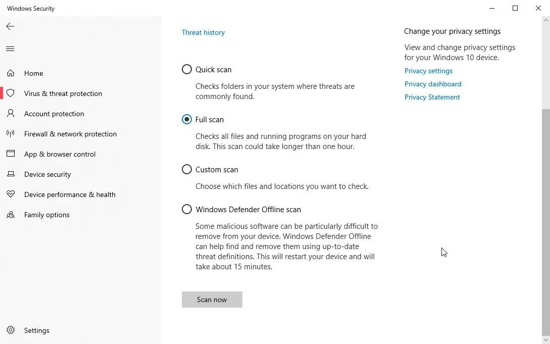 Fix windows wrong time 10