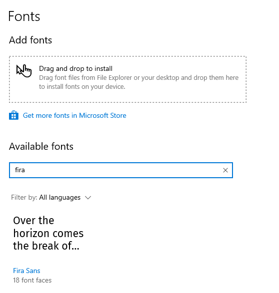 How to Download and Install New Fonts in Windows 10