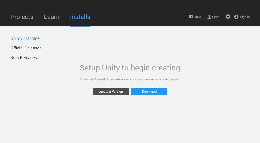 Uninstall unity 04