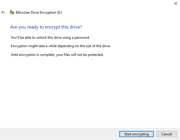 Win10 lock folder with password 27