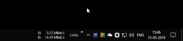Windows 10 bandwidth monitoring toolbar 09