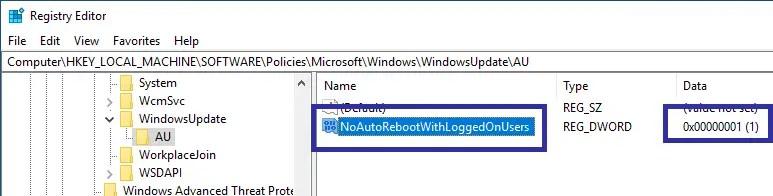 10 stop automatic windows 10 reboot