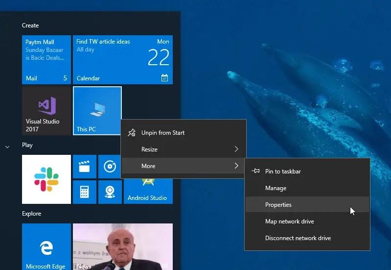 My computer in start menu 05