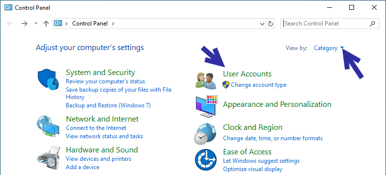 Rename windows user account 02