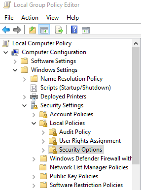 Windows 10 automatically lock 01