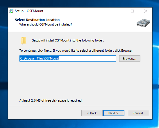 How to Convert IMG to ISO File in Windows And Mount It