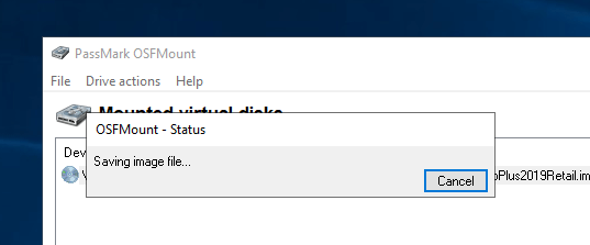 Convert img to iso in windows 12