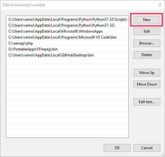 Launch avd manager without android studio step 12