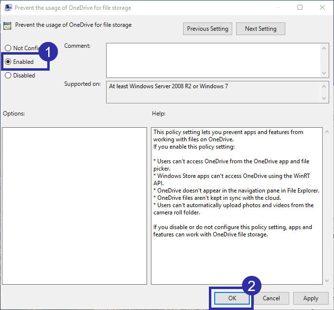 How to Stop Onedrive Sync on Windows 10 (Steps with Images)