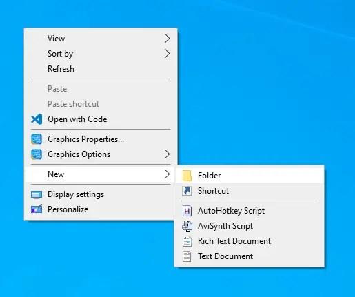 Windows 10 god mode 01