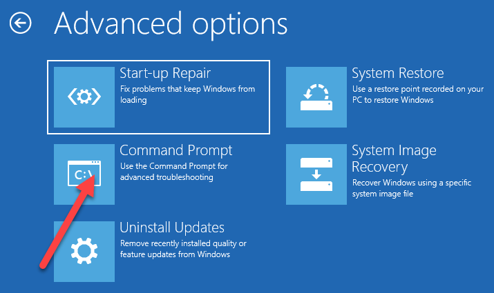 Windows 10 safe mode 14
