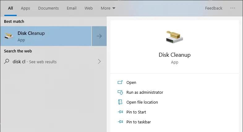 Delete previous windows installations step 03