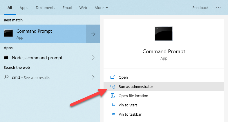 Windows default printer 07