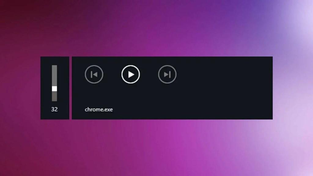 Chrome volume overlay featued