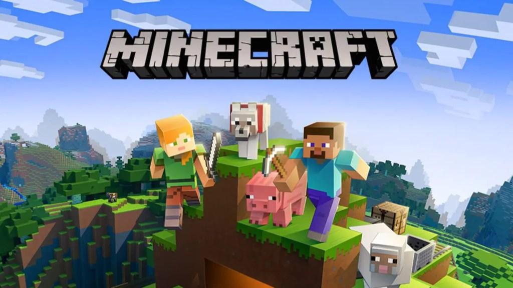 Minecraft windows 10 edition cover art