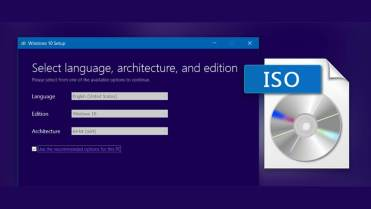 Win 10 iso version build number - featured