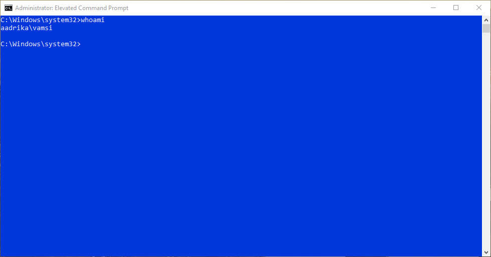 Elevated-command-prompt-shortcut-complete
