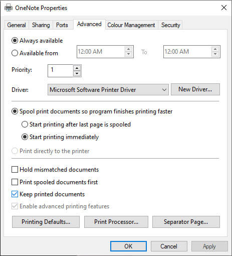 Print-history-windows-select-keep-printed-documents