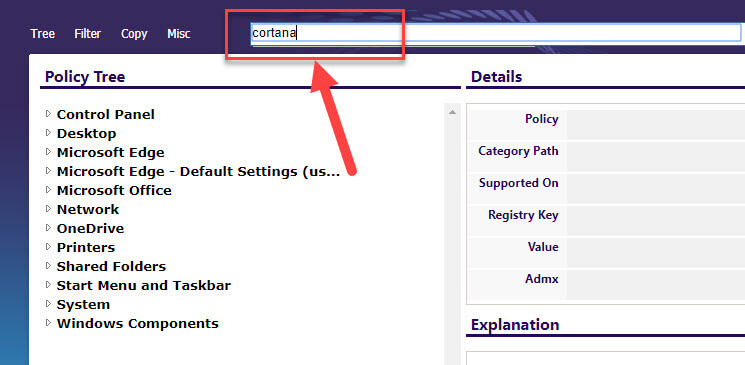 Search-group-policy-in-windows-gpsearch-keyboard
