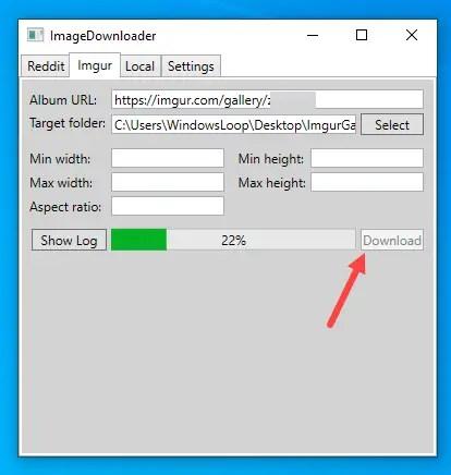 Download-imgur-album-windows-download-progress