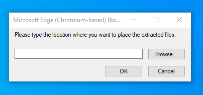 Block-edge-automatic-installation-click-browse