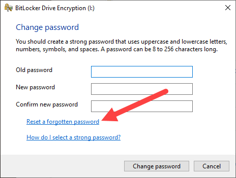Recover-bitlocker-drive-without-password-select-reset
